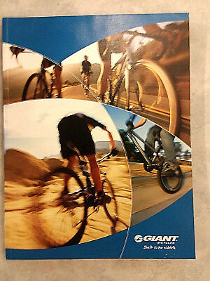 a01f714805c 2003 Giant Bicycles Catalog, Road & Mountain Bikes & more