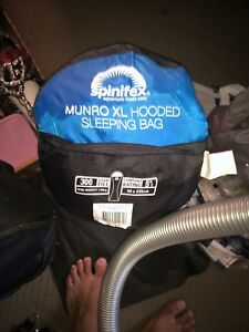 Spinifex sleeping bag - used once
