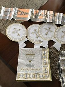 First Communion decor