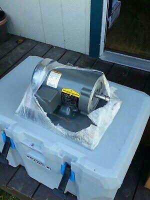 Baldor Reliance Motor Cm3542 34hp 1725rpm 208-230460 Volts. New Motor In Box