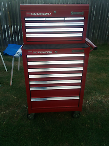 Sidchrome tool chest and tool trolley Eastern Heights Ipswich City Preview