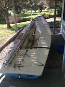 LASER SAILING BOAT PLUS SAILBOARD / PADDLE BOARD Lilydale Yarra Ranges Preview