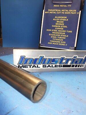 Dom Steel Round Tube 1-14 Od X 6long X .120 Wall--1.250 Od X .120w Dom