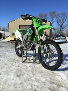 Kx450f efi sell or trade for sled 3900 obo
