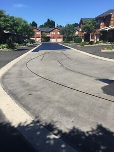 Driveway sealing, paving and repairs