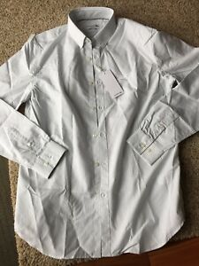 Lacoste dress shirt NWT size M
