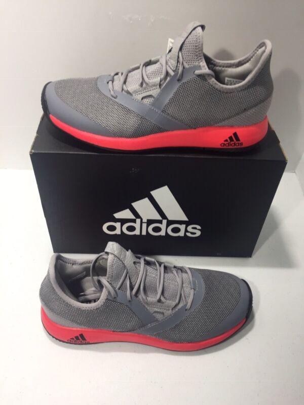 85c59c2b46210 Mens Adidas Adizero Defiant Bounce Tennis Shoes Sz 9