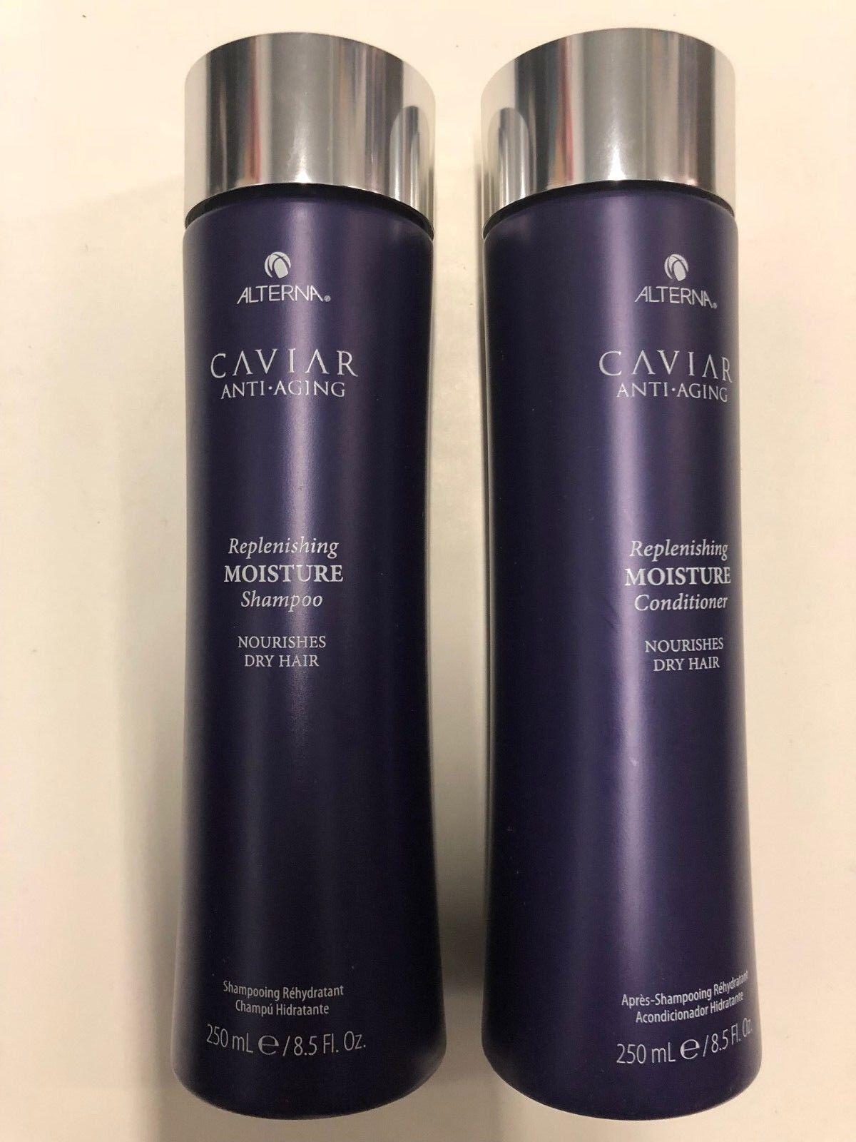NEW Alterna Caviar Anti-Aging Replenishing Moisture Duo 8.5