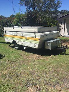 1979 Jayco poptop caravan Erina Gosford Area Preview