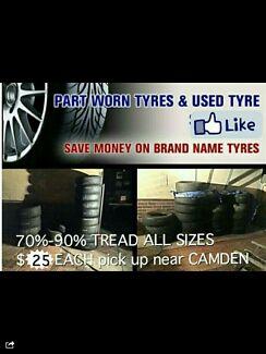 Tyres Camden Camden Area Preview