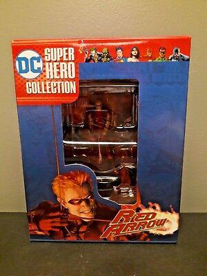 DC COMICS SUPER HERO COLLECTION RED ARROW NIB EAGLEMOSS NEW 52 TEEN TITANS (Teen Super Hero)