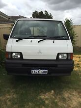 Mitsubishi Express Van PRICE REDUCED $2000 ONO Kenwick Gosnells Area Preview