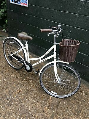 "Dawes Duchess Ladies Bike 17"" + Brand New Liv Contact Comfort Plus Saddle"