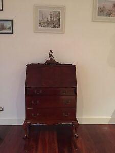 Vintage writing desk Echuca Campaspe Area Preview