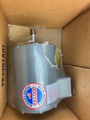 Baldor Electric Motor .5hp 12hp 1725rpm 3 Phase 56 Frame M3108 New