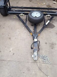2016 Towing dolly