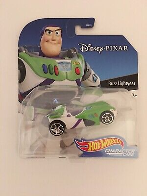 Toy Story Hot Wheels Character Die-Cast Cars Toy Story Buzz Lightyear New