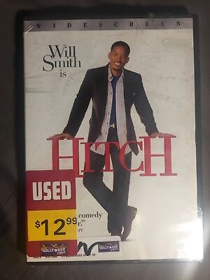 Hitch Dvd Will Smith Resealed Comedy