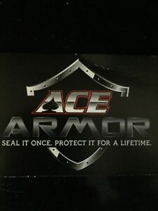Ace armour undercoating/ auto detail