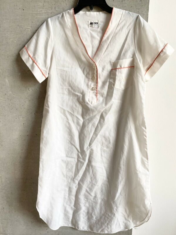 Miss Dior Vintage Intimates Night Gown