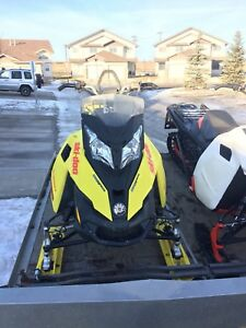 2015 Skidoo Summit X 163 T3