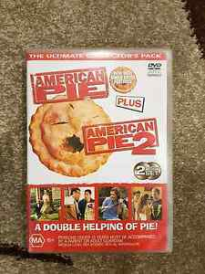 American Pie plus American Pie 2 Greensborough Banyule Area Preview