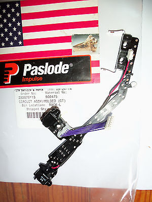 Paslode  900475  MOLDED CIRCUIT ASSEMBLY replaces Part # 404488 UK Part # 013676