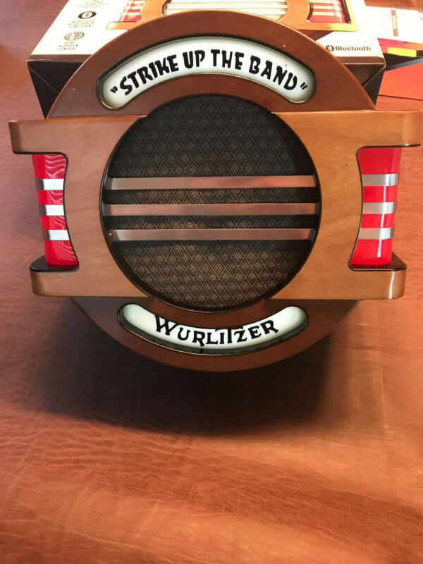 Blutooth Speaker for your Wurlitzer 1015