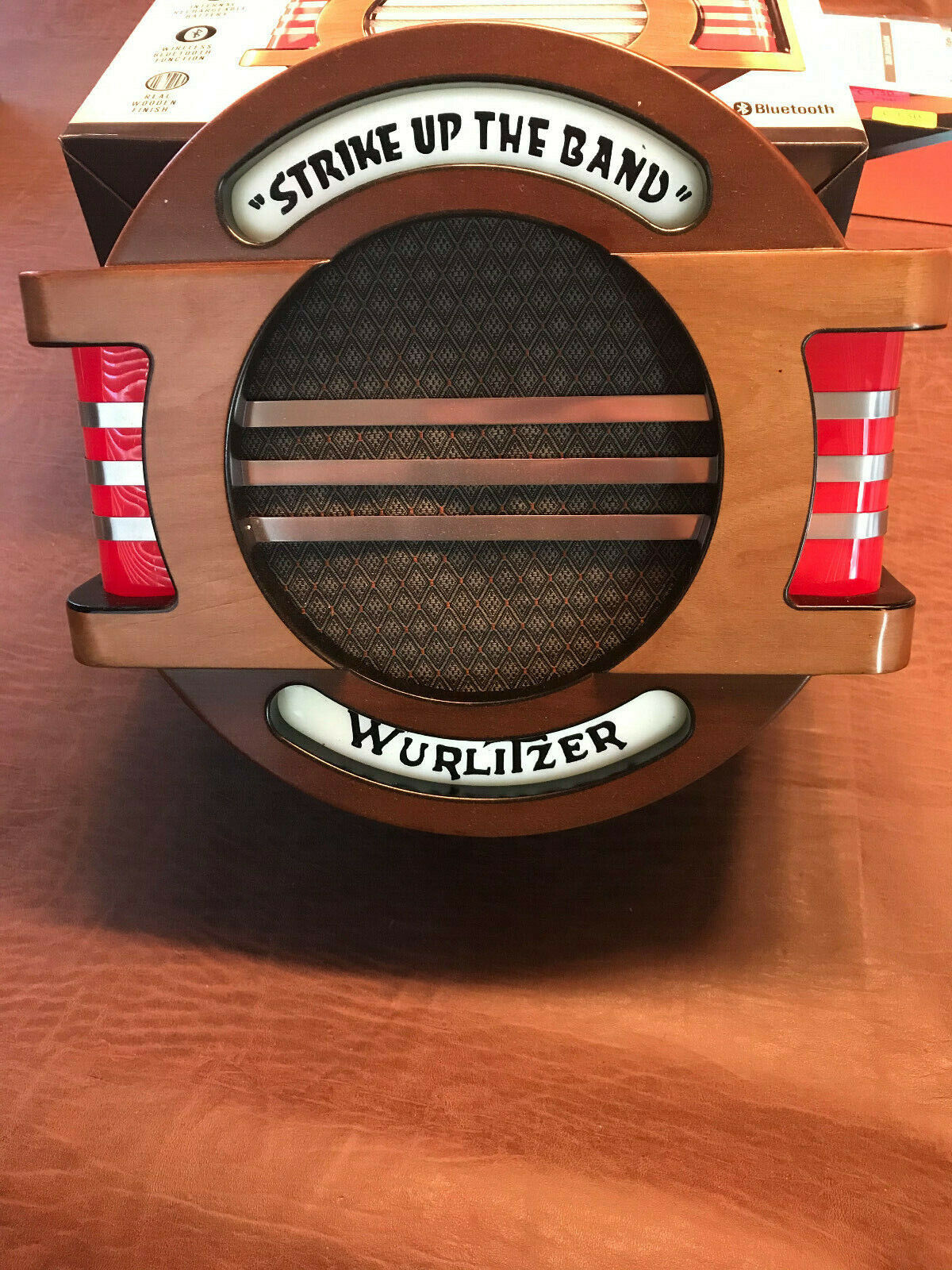Blutooth Speaker for your Wurlitzer 1015