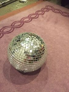 Disco ball Camperdown Inner Sydney Preview