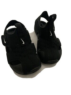 Nike sunray protect 2 infant/toddler sandals size 3.5uk Brand New