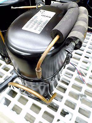 Bristol 702049-04-1257 L1nb262ebcb Hermetic 12 Hp Compressor