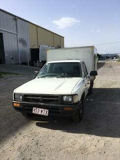 Refrigerated truck Geebung Brisbane North East Preview