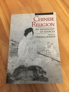 Chinese Religion. An anthology of sources