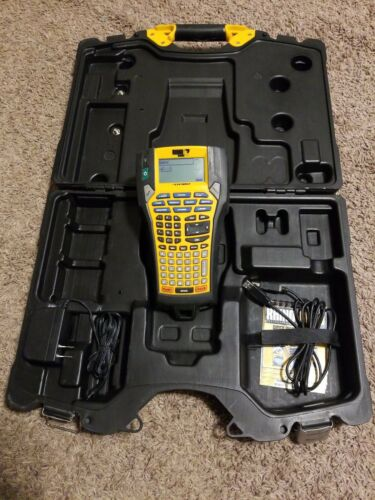 Rhino 3000 DYMO Portable Labeler - Hard Case - $120.00