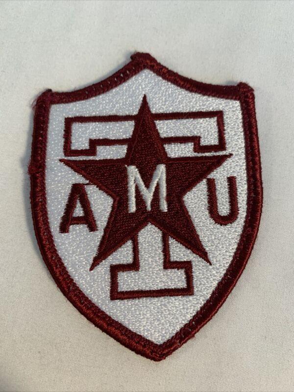 Texas A&M University ROTC Patch