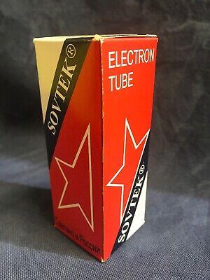 SOVTEK 6L6wgc ELECTRON TUBE  NEW IN BOX