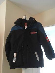 Manteau hiver pour garçon
