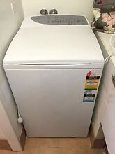 Fisher and Paykel 7kg Washsmart Top Loader AS NEW Rozelle Leichhardt Area Preview
