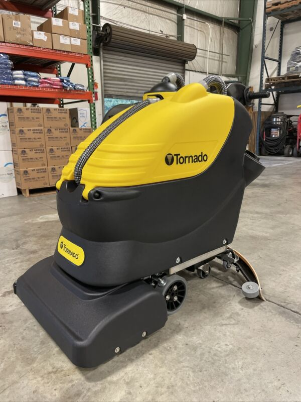 NEW Tornado BR 22/14 Cylindrical Auto Scrubber