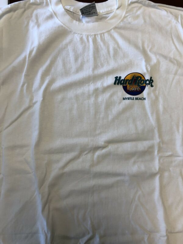 Hard Rock Cafe City Shirt  - Myrtle Beach (XL)