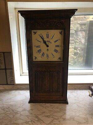 Old Charm Wall Clock Excellent Condition