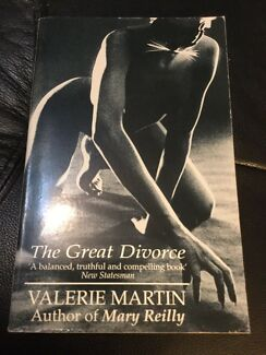 The Great Divorce by Valerie Martin. Nic's books