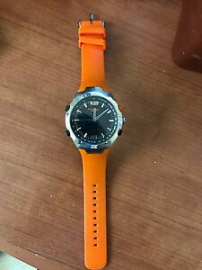 Fossil digital watch