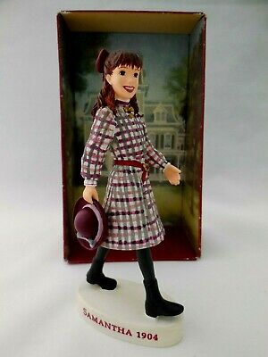 American Girl Collection Samantha 1904 Resin Figurine by Hallmark 6