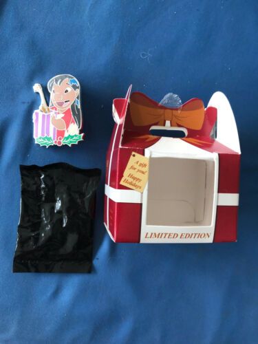 LILO From Stitch Disney Pin HOLIDAY GIFT  Mystery  2020 Limited E CONCEAL Wi Box