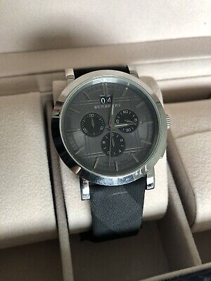 Burberry Chronograph Men's Watch BU1756