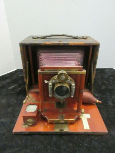 Rochester Optical Co.Premo Sr. Camera 1896