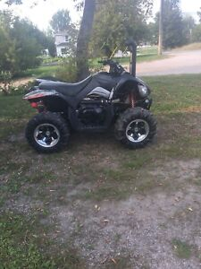 2011 arctic cat xc450 crossover