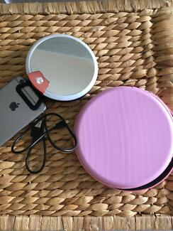 Selfie Ring Light,Selfie LED mirror,for Phone Camera Photography